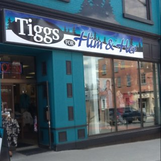 Tigg's For Him & Her
